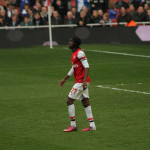 Gervinho 'in talks' over Arsenal exit