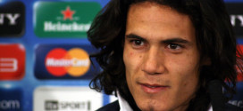 Arsenal take lead in Cavani chase